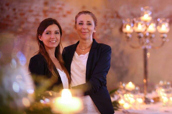 Serena Obert e Stefania Poletti