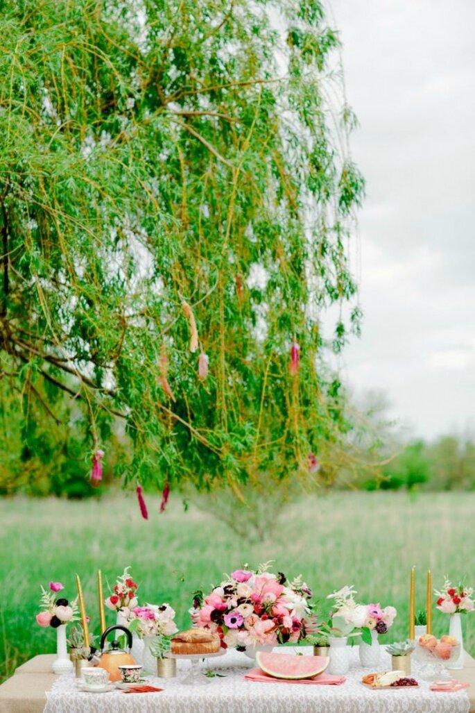Foto by Stylemepretty via Pinterest
