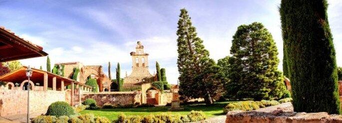 Organizar una boda en Los Claustros de Ayllón en España