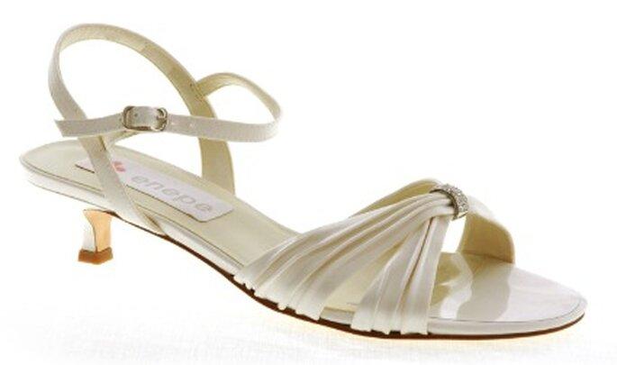 Chaussures de mariée Enepe 2011 - Modèle Andrea