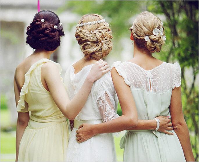 Inspiración para lograr e peinado perfecto - Foto Segerius Bruce Photography