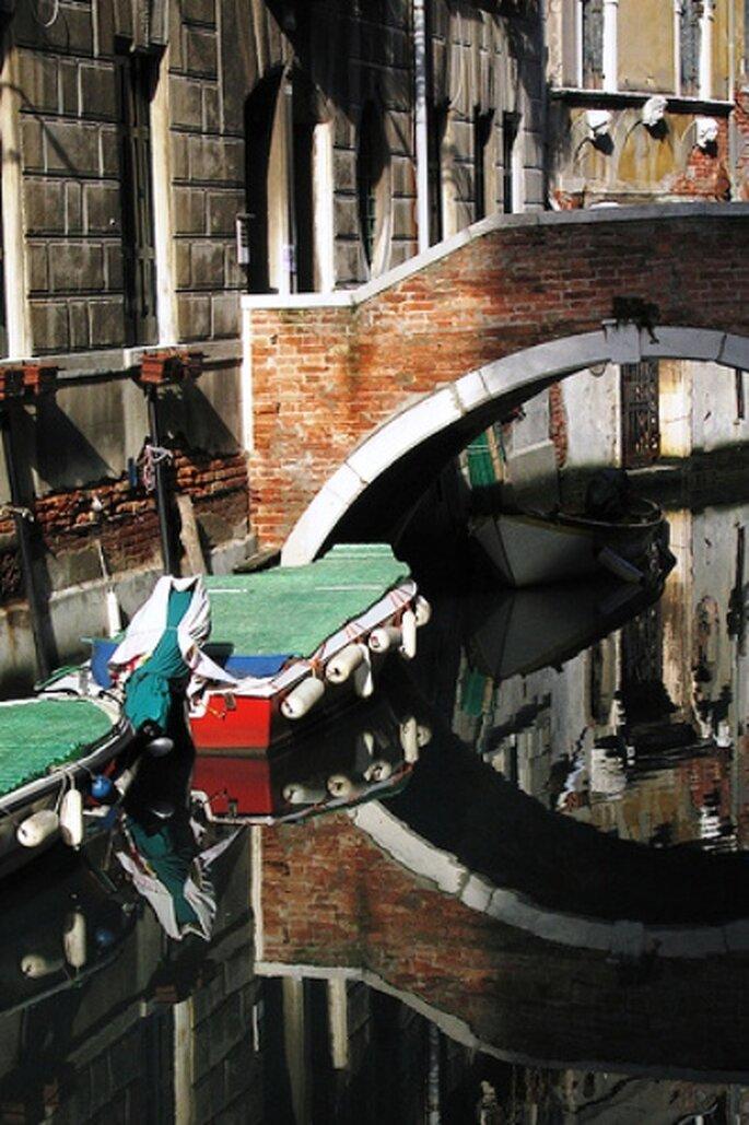 Heiraten in Venedig und Gondelfahren - Foto: Torben*, flickr