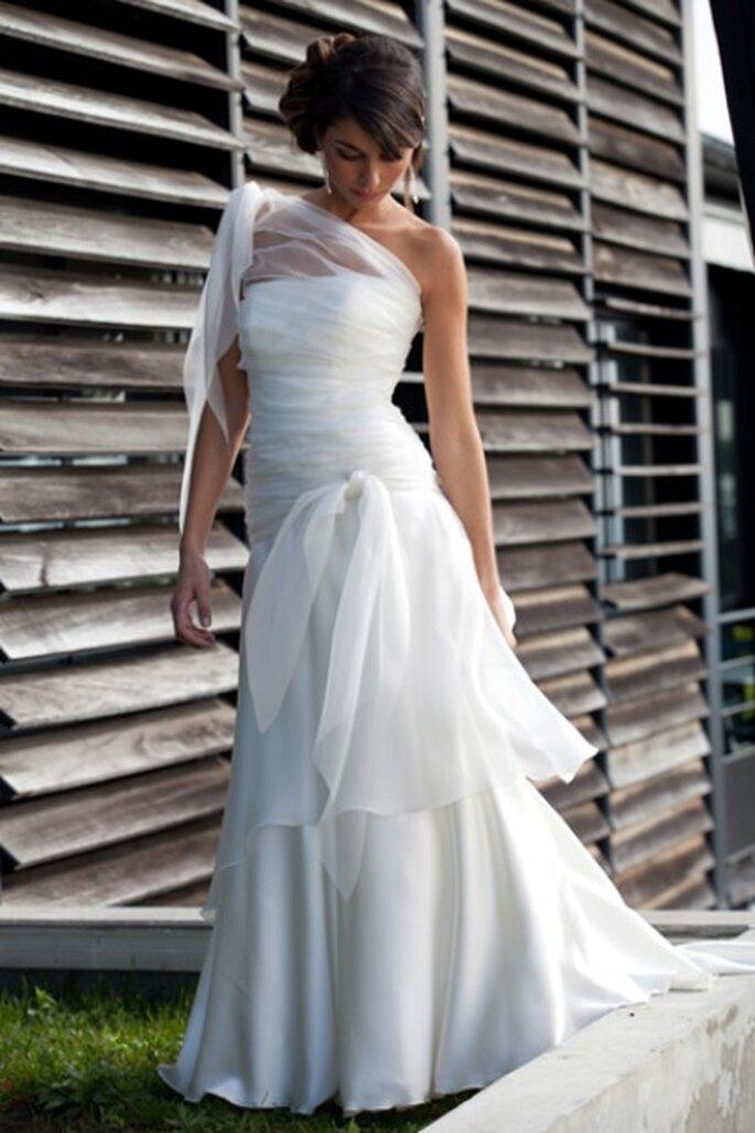 Robe de mariée sur mesure - Lauren