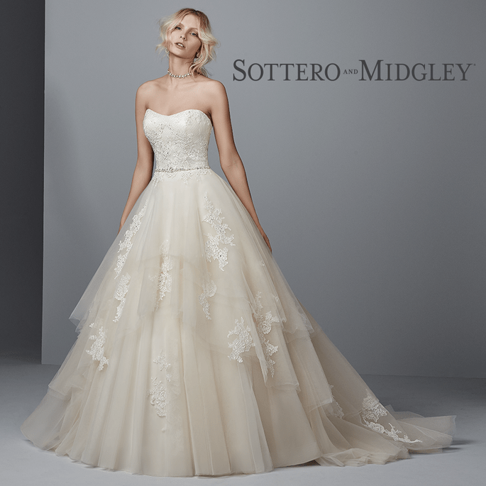 Idris. Sottero and Midgley: Arleigh Collection
