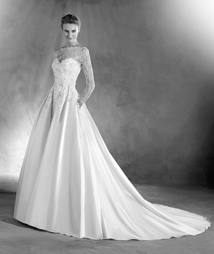 Photo : Pronovias - Coupe Princesse
