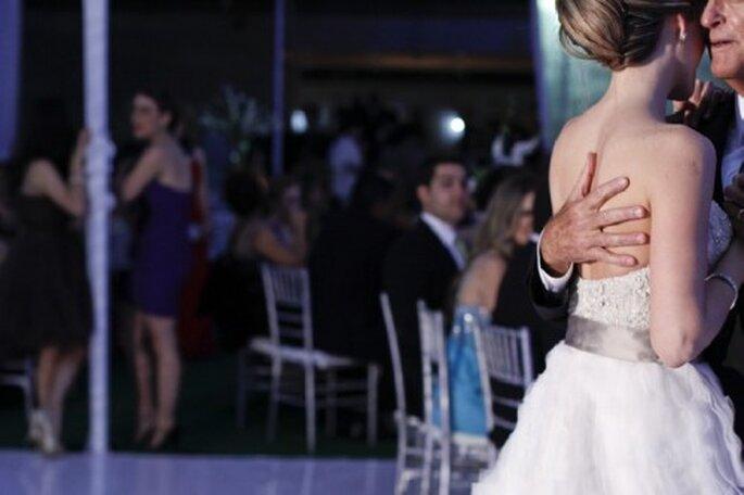 No olvides conservar una foto del baile con tu papá - Foto Quadre