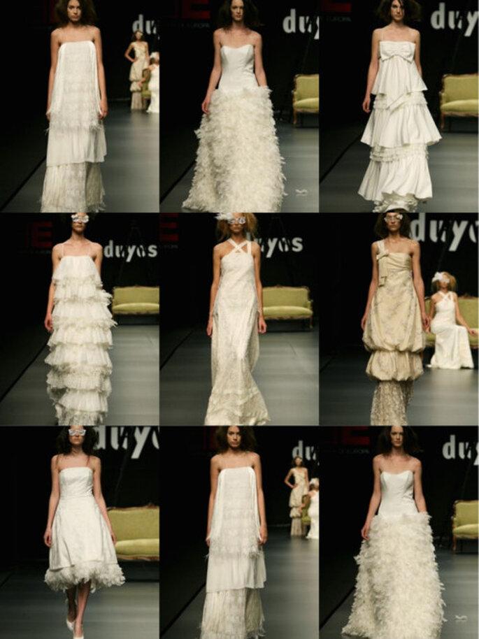 Nueva colección de novia de Juan Duyos