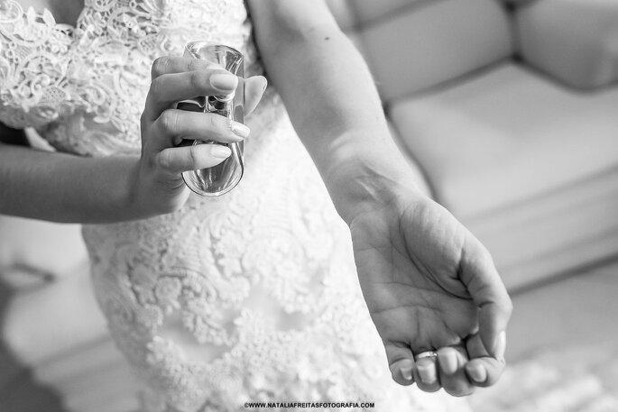 Perfume noiva