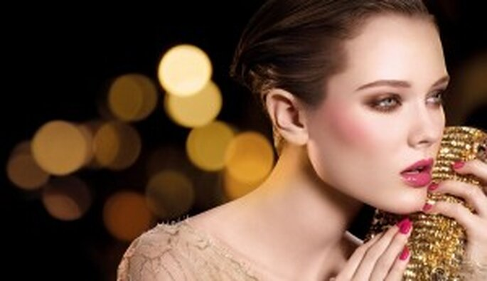 Maquillaje Chanel Navidad