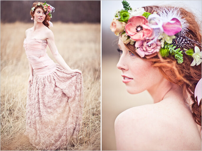 Shabby chic photo session - Photo: Just For You Photography