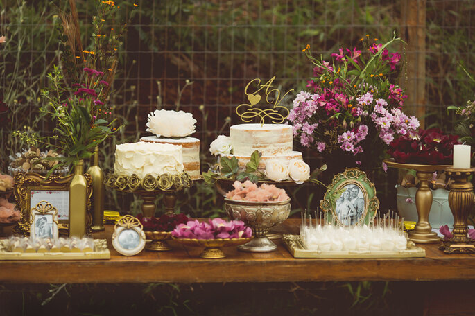 Bolos da Ana - mini wedding