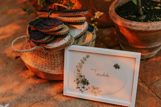 Tiny Wedding im Boho Stil Alte Gärtnerei München Dancing Shoes