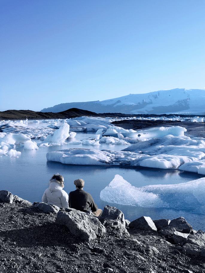 Disfruta en pareja de Islandia