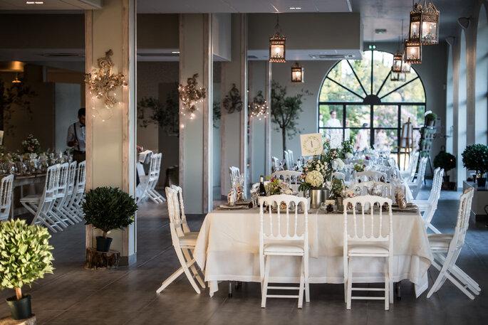 Salle de réception pour votre mariage