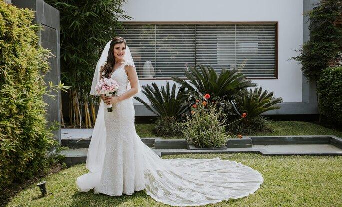 Balance tienda de novias y fiesta en Lima