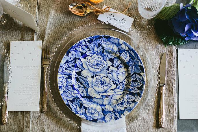 decoración azul marino - Antony Merat Photography