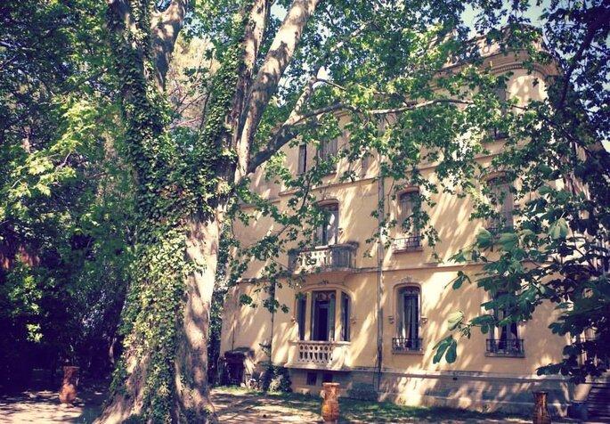 Château Las Collas !
