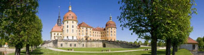 Schloss Moritzburg. Foto: schloss-moritzburg.de