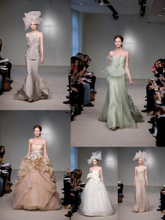 Vera Wang - Vestidos de noiva de todas as cores
