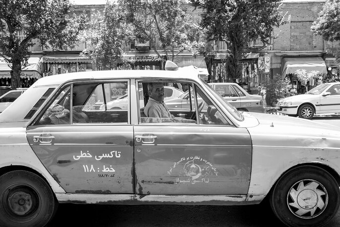 The Wanderlust. Irão