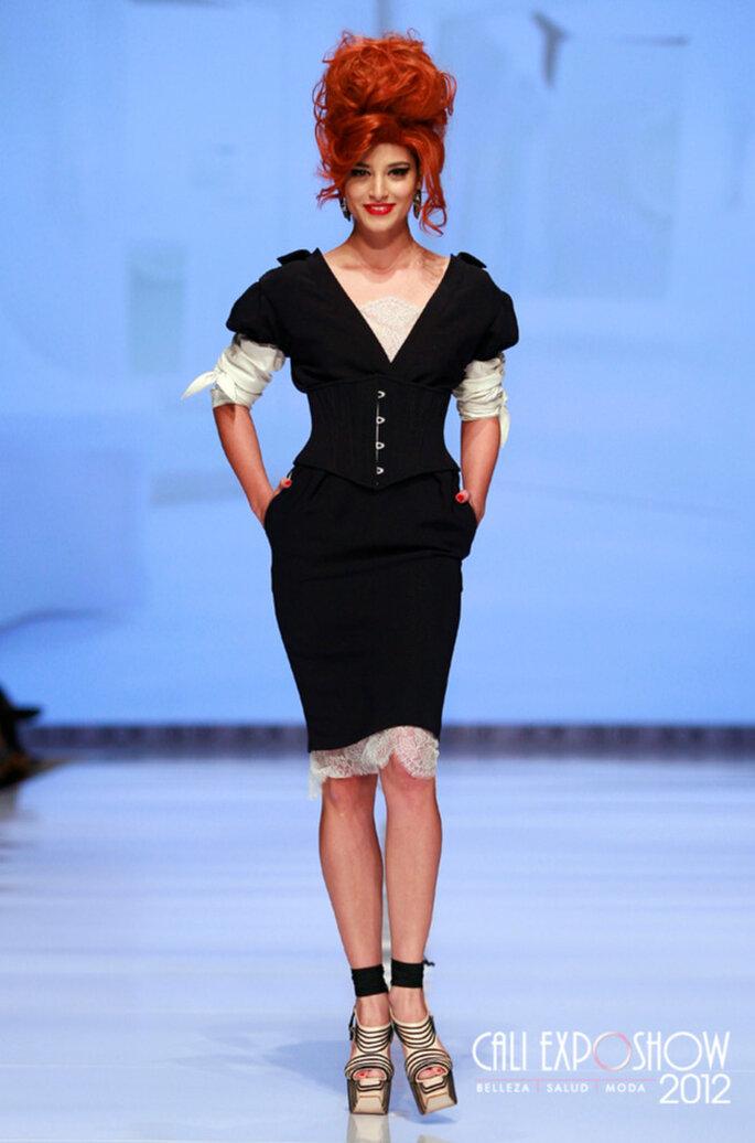 Pasarela Internacional Jean Paul Gaultier. Foto: CALI EXPOSHOW 2012