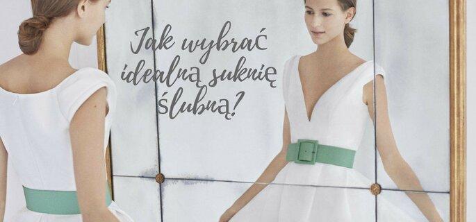 Jak wybrać suknie ślubną? Credits: Carolina Herrera