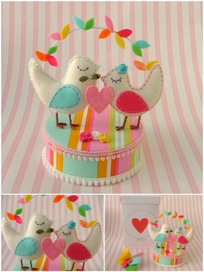 Cake Toppers - Ana Jordão