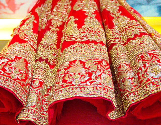 Bridal Lehenga in India
