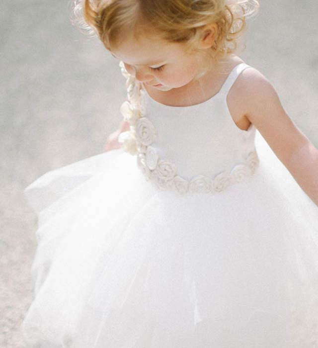 Moda infantil para casamentos em Portugal