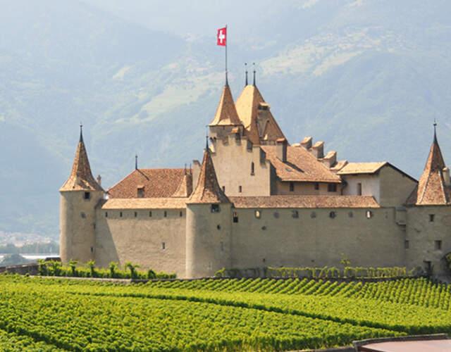 Burgen und Schlösser für die Hochzeitsfeier in Wettingen
