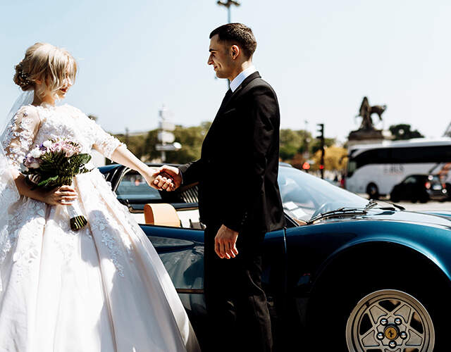 Voiture Mariage - France