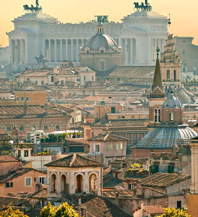 Il meglio per il tuo matrimonio - Roma città
