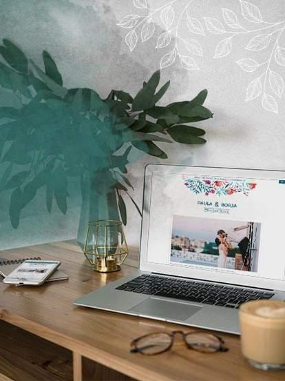 CREA TU PÁGINA WEB DE BODA GRATIS EN 2 CLICKS
