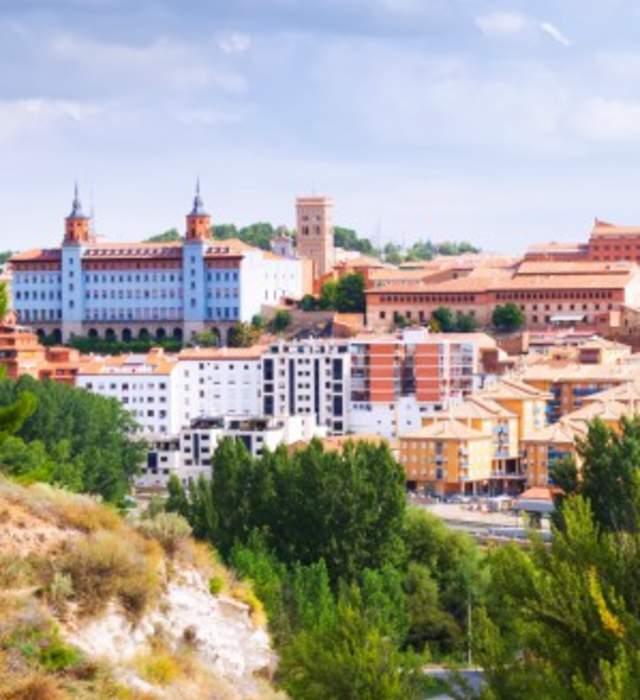 Organiza tu boda en Teruel