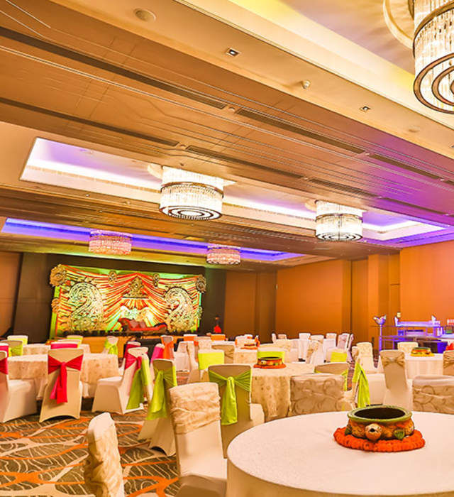 Wedding Venues in Uttar Pradesh