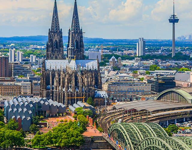 Das Beste für Ihre Hochzeit in Nordrhein-Westfalen
