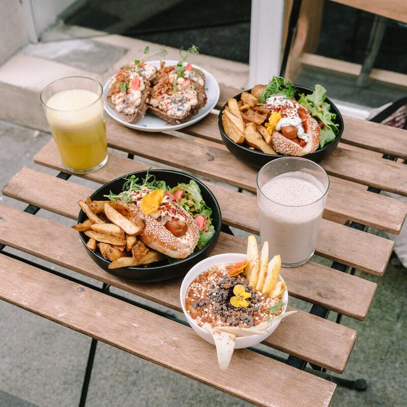 Gurou Veggie Street Food