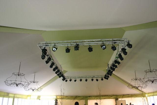 E.V. Carpas - Iluminación y Sonido