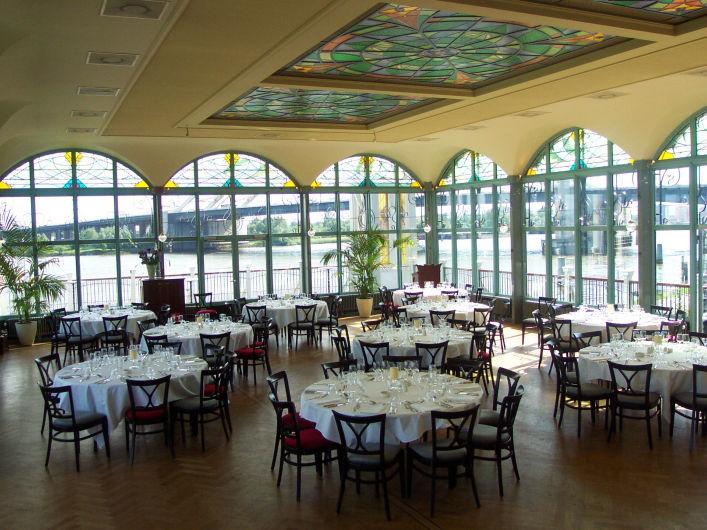 Het Zalmhuis - La Grande Salle