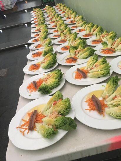 Catering 100x100 selección