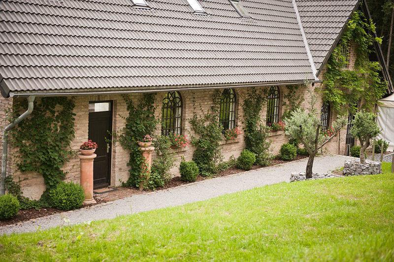 Beispiel: Innenhof, Foto: Schloss Grünewald.
