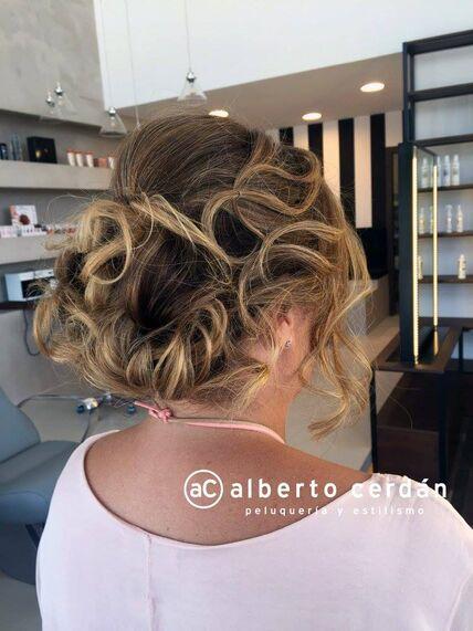 Alberto Cerdan  peluqueria y estilismo