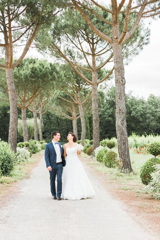 Mariage au domaine de Mons - Lucile Vives