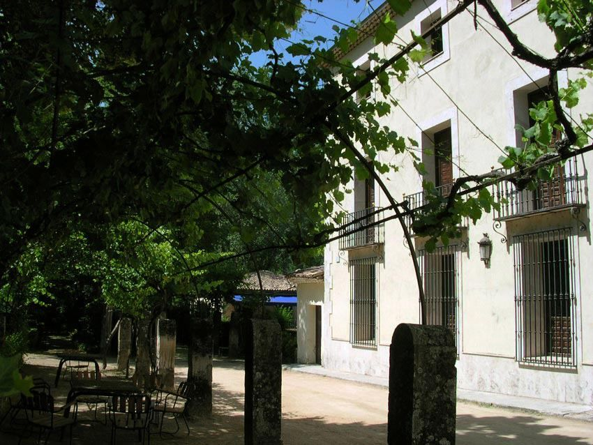 Real Balneario de Solán de Cabras