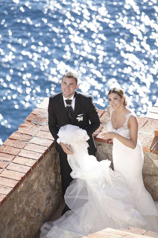 Matrimonio sul mare Alghero