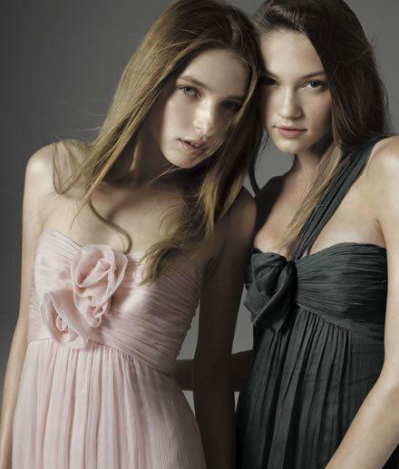 Beispiel: Festliche Mode, Foto: Zoro Fashion.