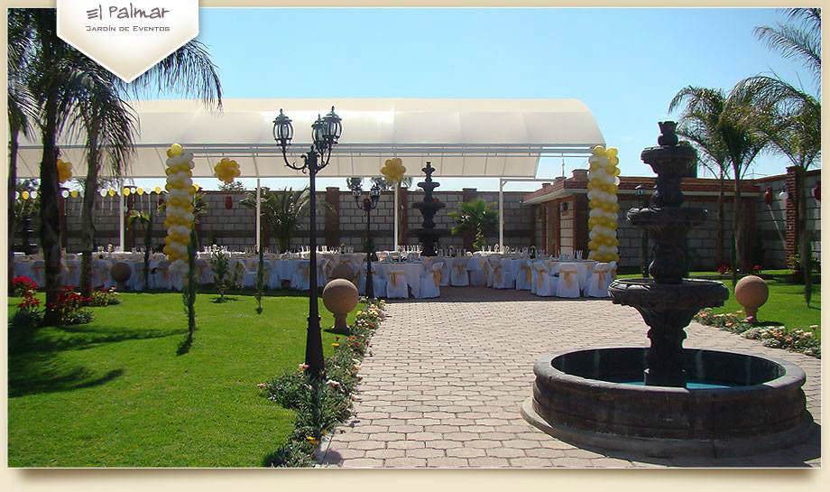 Jardín el Palmar