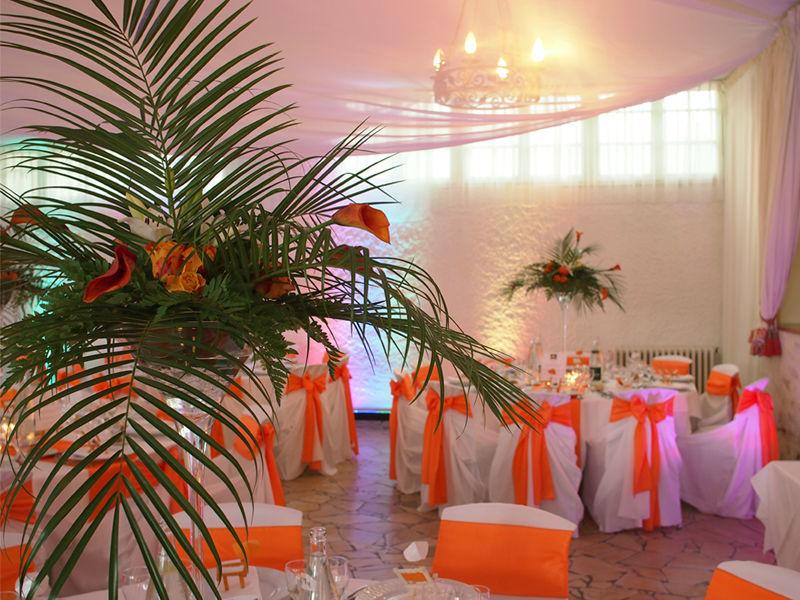 Décoration de mariage - thème tropical, exotique - Poitiers, Niort, Angoulême