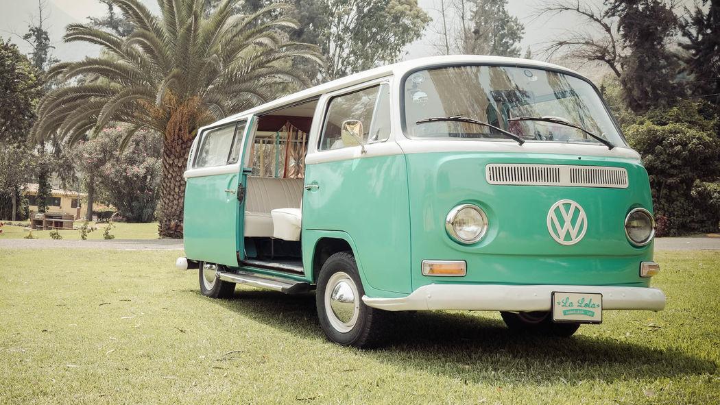 La Lola VW Kombi