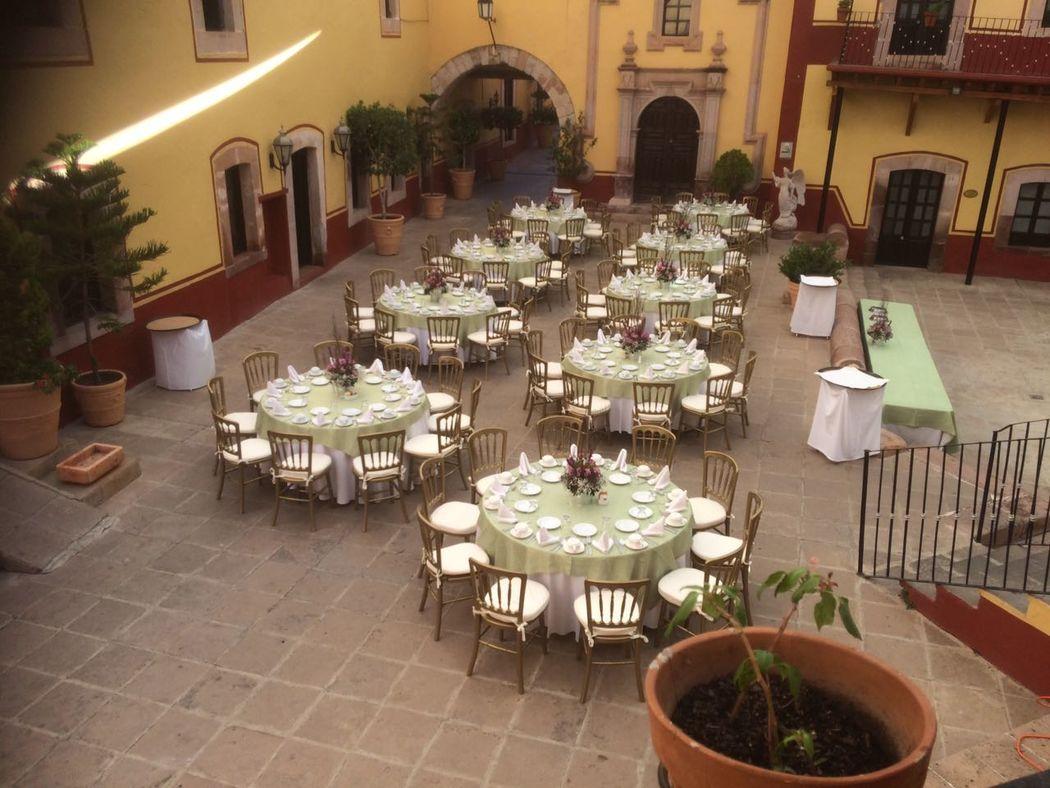 Hacienda Mesón de Jobito